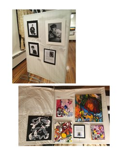 Gavin's Photos & Nikola's Paintings