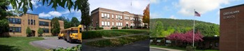 Guilford Elementary - Jr-Sr High School - Greenlawn Elementary Building pics