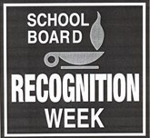 Board of Education Week logo from NYSSBA