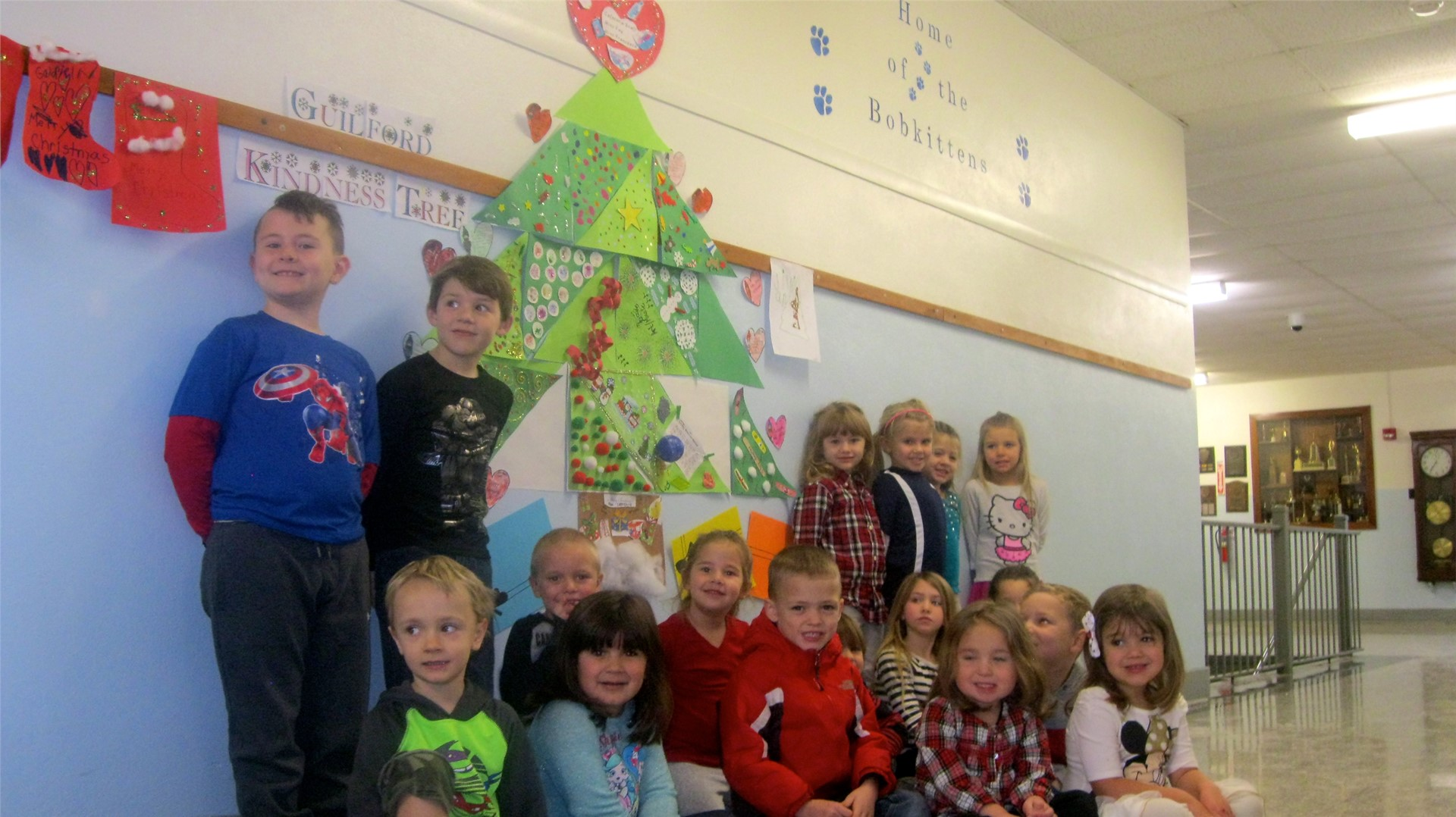 Kindness Elf Tree
