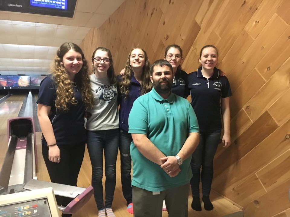 MAC Champs - Girls Bowling