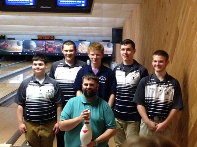 MAC Champs - Boys Bowling