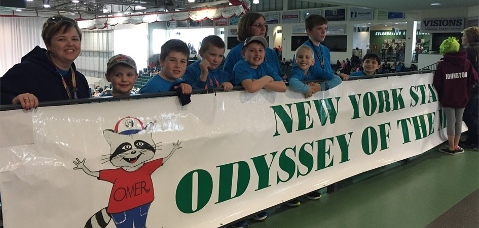 Odyssey of the Mind Team 2018