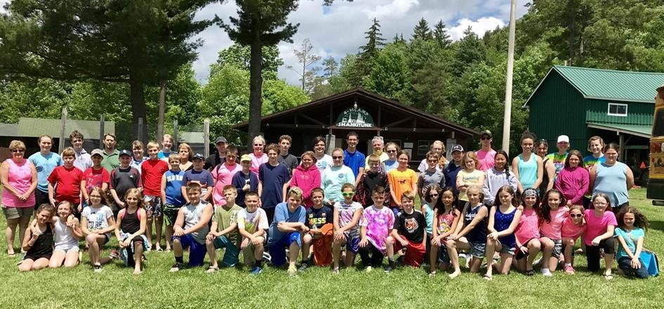 5th Grade Campout 2018