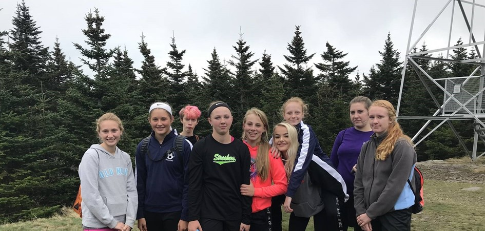 Health field trip to Hunger Mountain