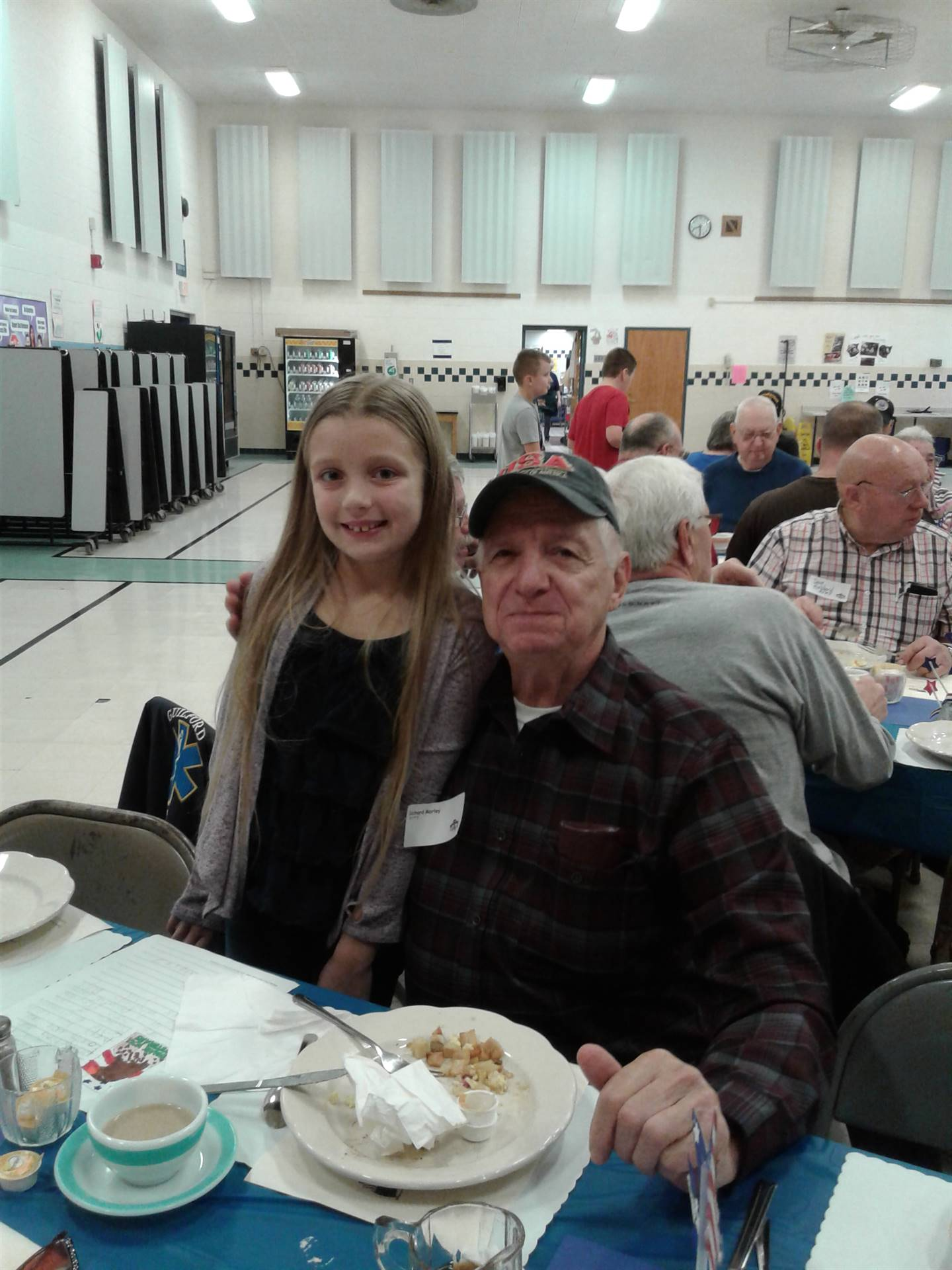 Veteran's Day Breakfast 2018