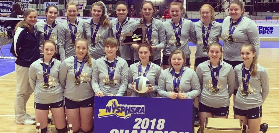 Volleyball State Champs