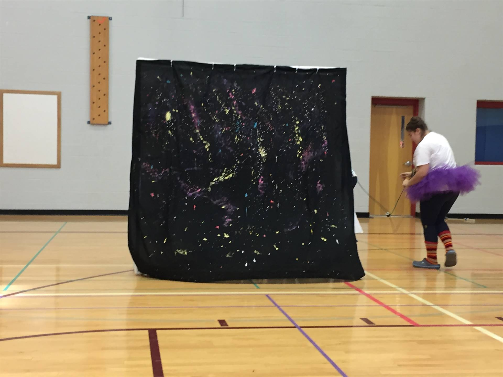 A Stellar Hangout - Division III