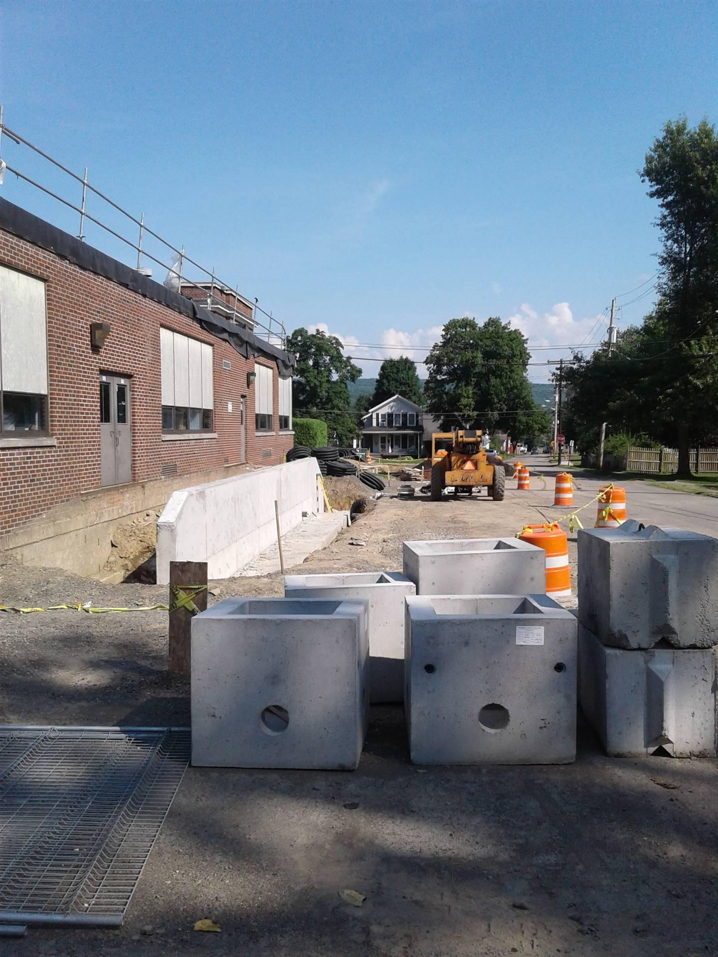 Week of Aug 10 - High School Walnut Street