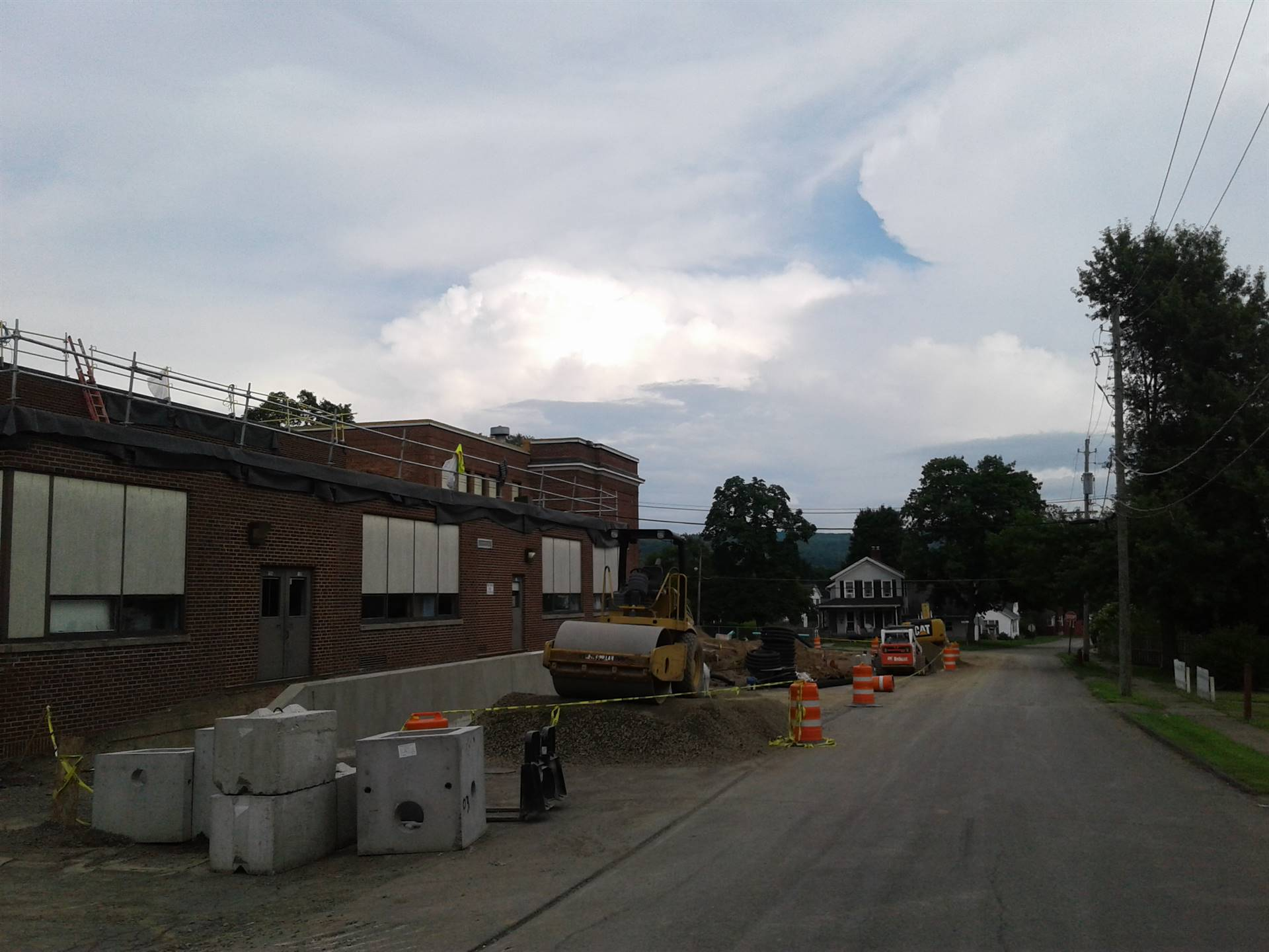 Week of Aug 10 - High School  - Walnut Street