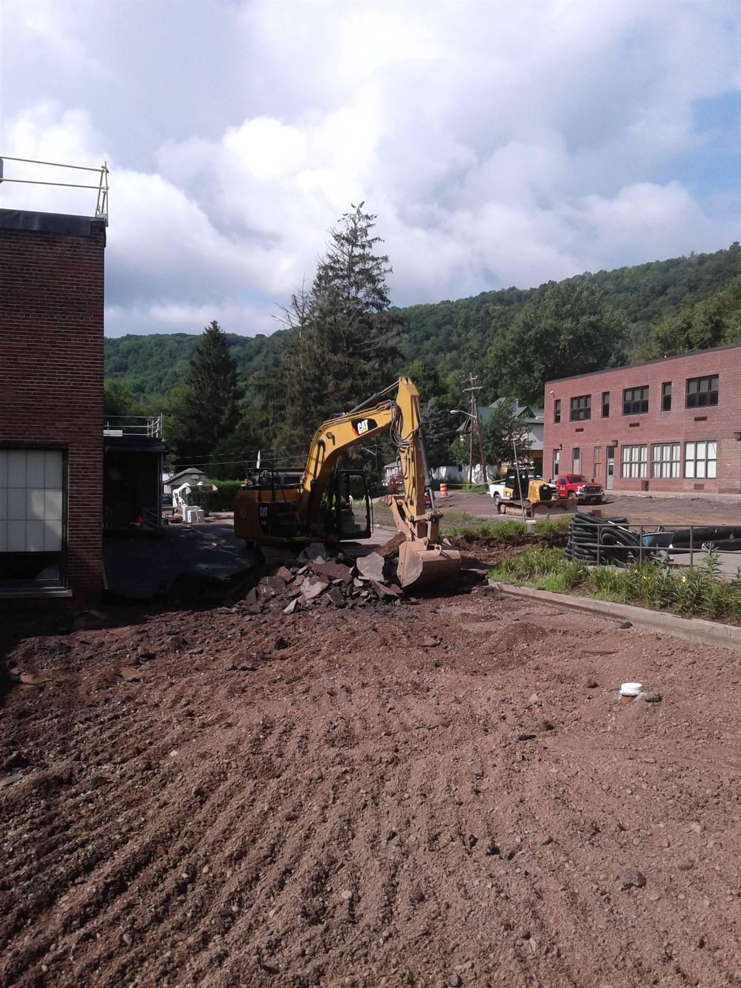 Week of Aug 10 - High School  - MPR Parking Lot