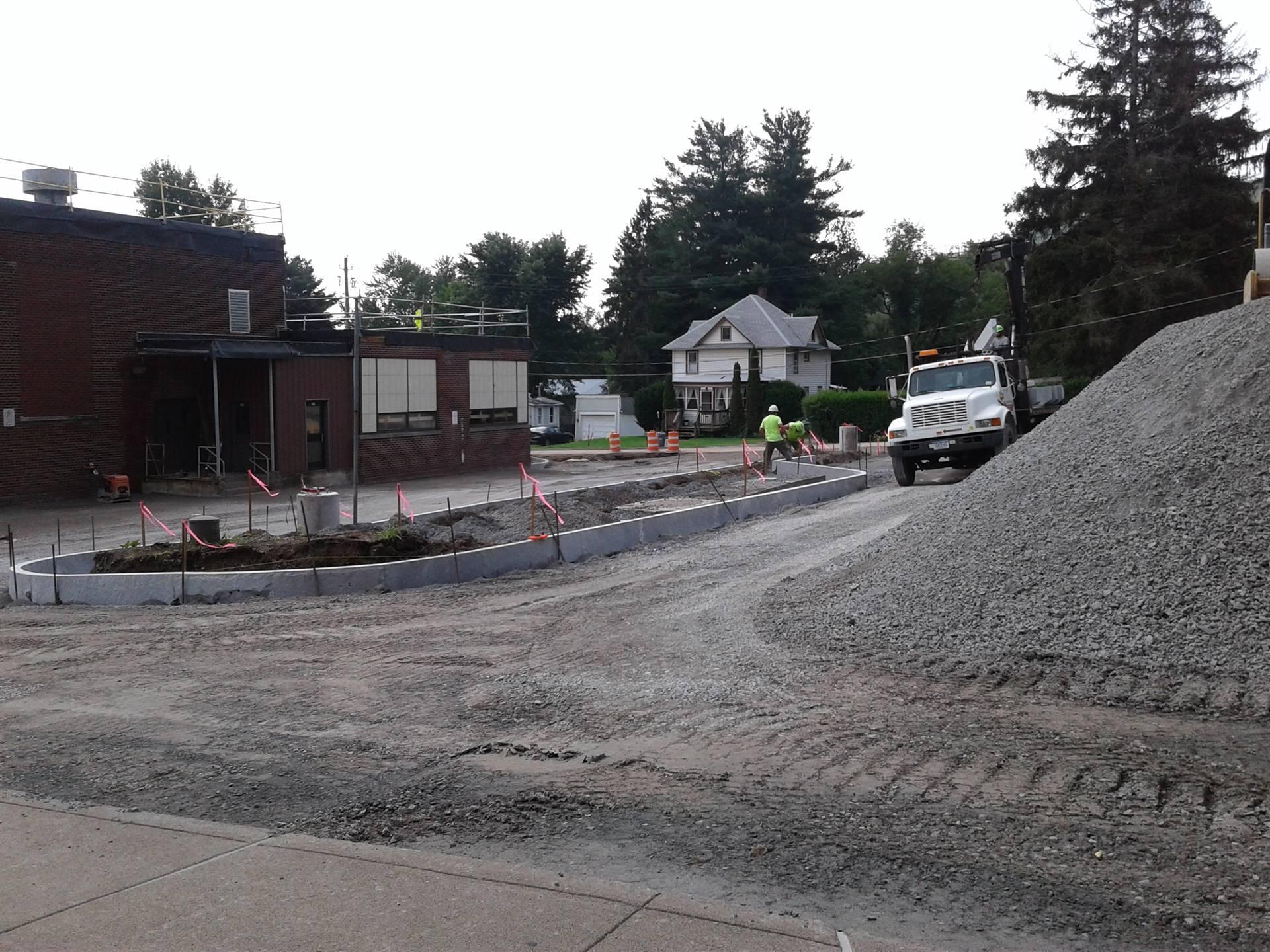 Aug 17 - MPR Parking Lot