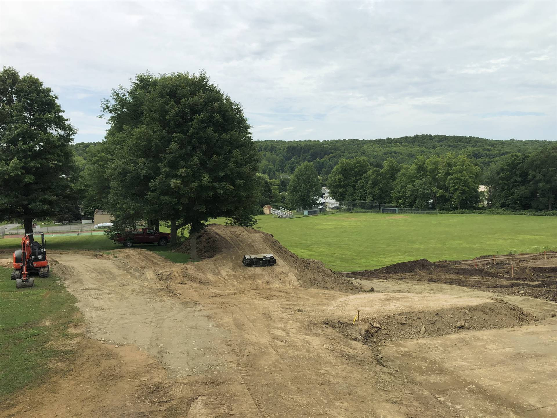 Guilford Playground Renovations!