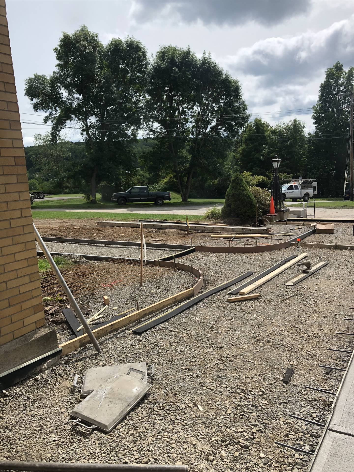 Week 8 - Guilford Sidewalks