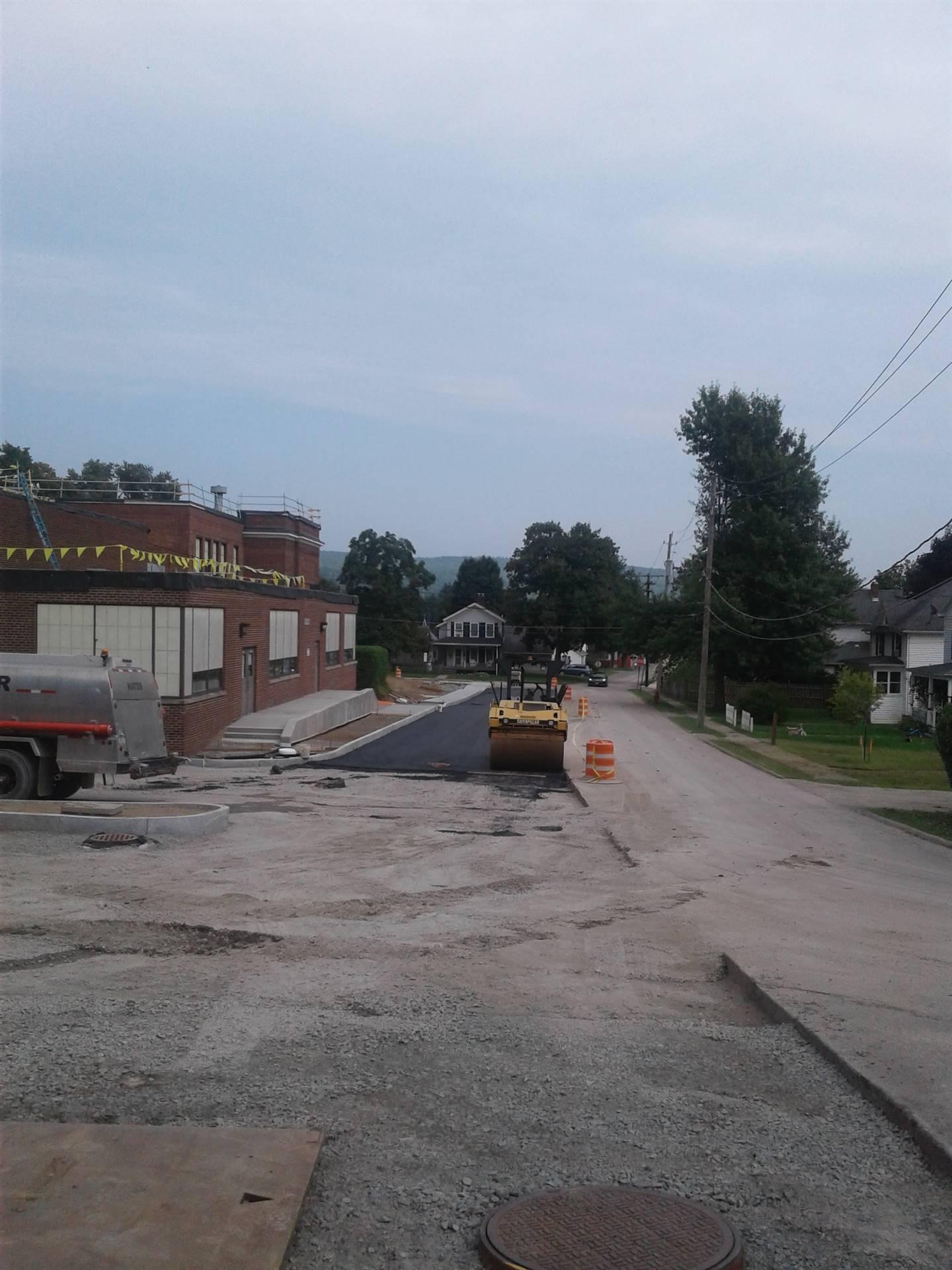 Week 9 - Capital Project - HS Walnut Street