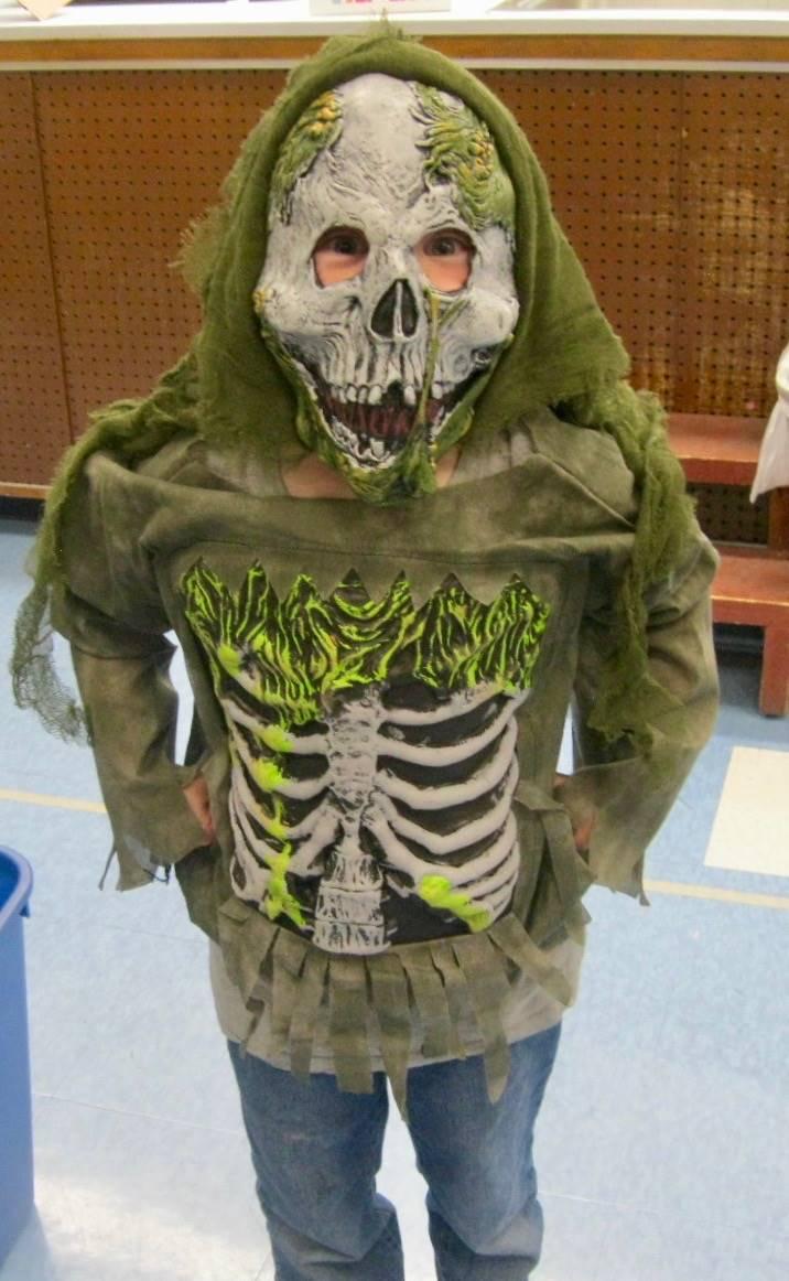 A skeleton?