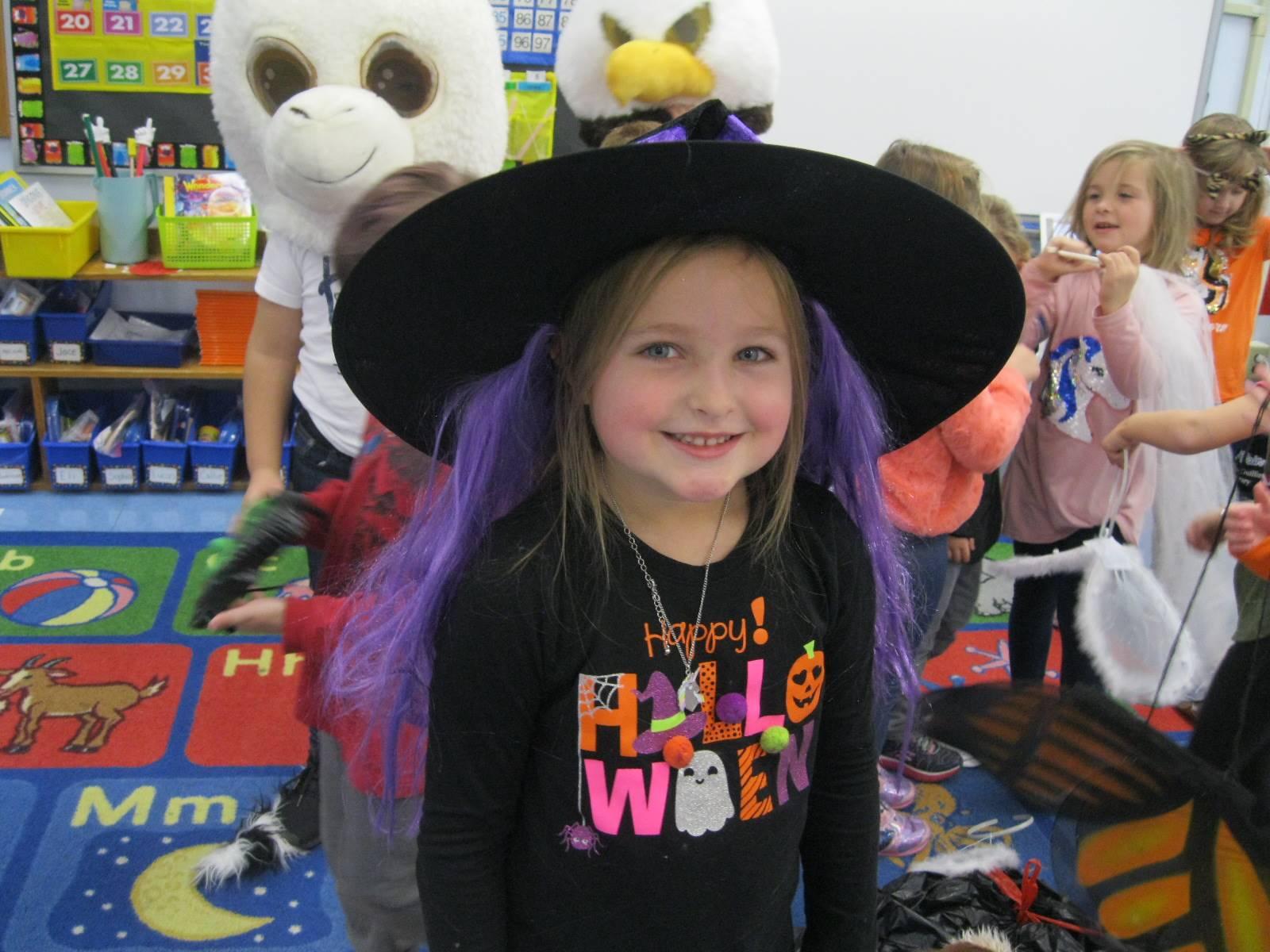 A witch!