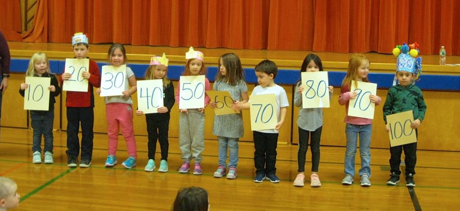 100 day of school!
