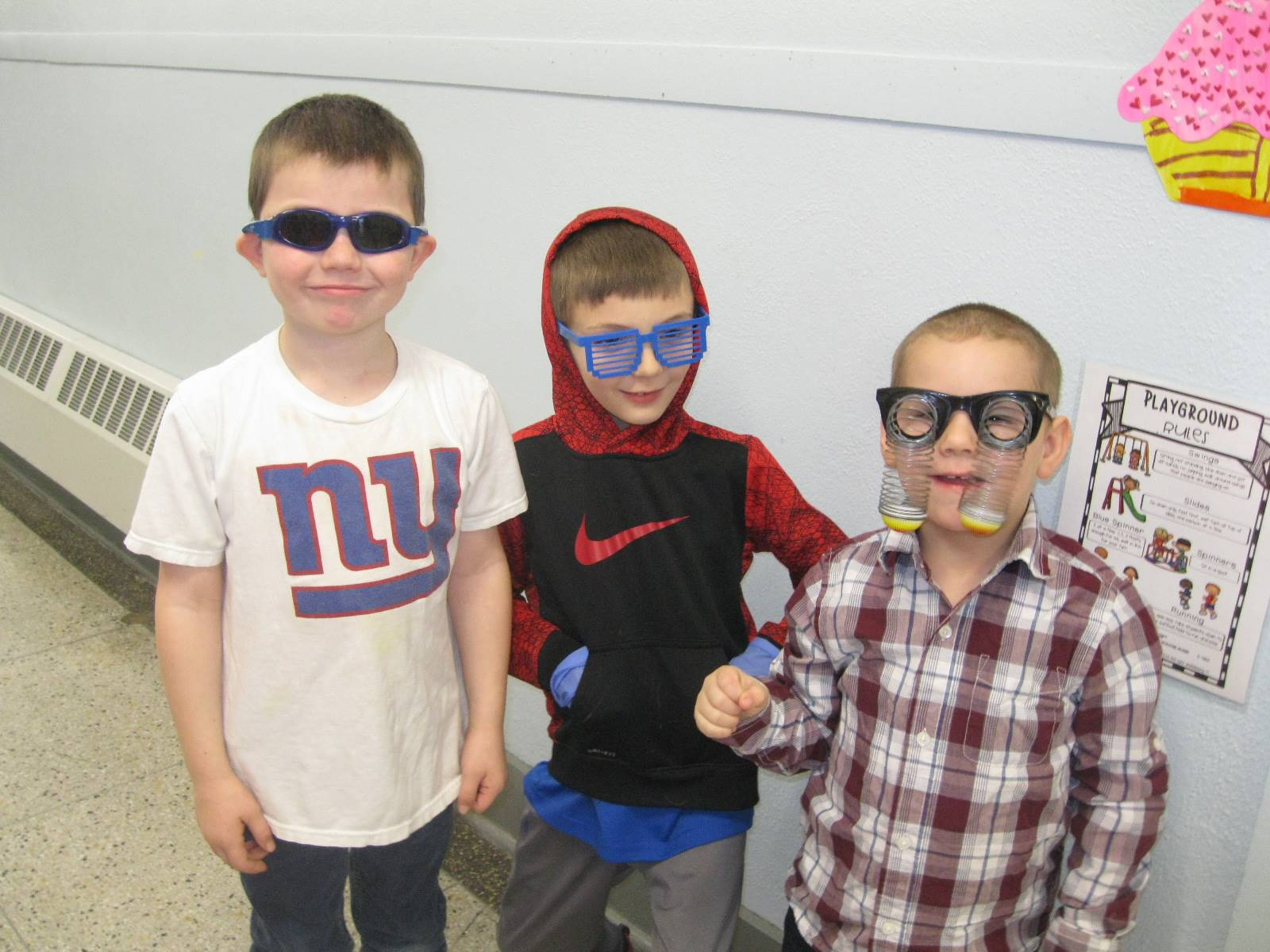 3 COOL Students