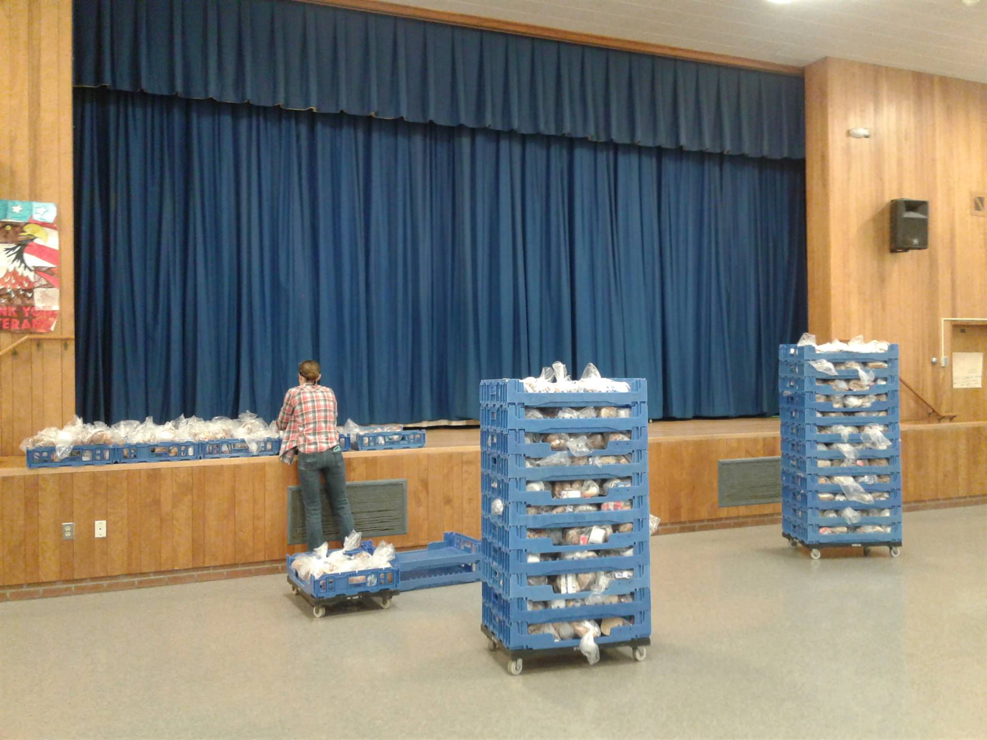 Food Distribution - 4