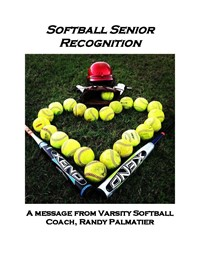 Softball Senior Recognition!